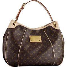 Louis Vuitton Bolsos Galliera lona Monogram M56382