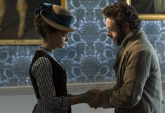 Michael Sheen and Carey Mulligan in Far from the Madding Crowd (2015) http://CareyMulligan.org