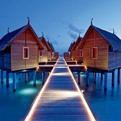 Constance Moofushi Resort—Maldives. #Jetsetter