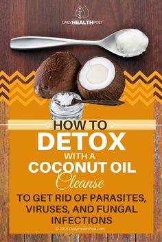 coconut oil detox