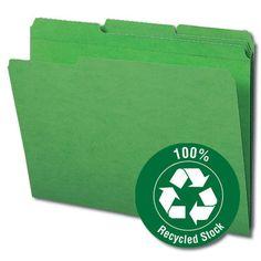 Erasable File Folders - Revise And Reuse Your File Folders ...