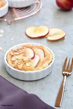Ein leckeres Rezept für meine Apfel Tartelettes mit einer saftigen Mandelfüllung. Schnell und einfach backen für ein Nachtisch.