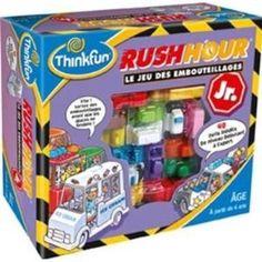 Asmodee - TFRHJ01 - Jeu enfants - Rush Hour Junior: Amazon.fr: Jeux et Jouets