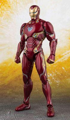 Iron Man - Mark 50
