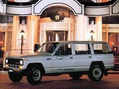 Datsun Patrol Station Wagon (160) '1980–83 Nissan 4x4, Honda Passport, Crossover Suv, Nissan Infiniti, Nissan Patrol, Station Wagon, Pickup Trucks, Volvo, The Great Outdoors