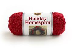 Holiday Homespun® Yarn