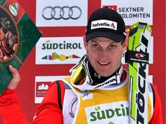 Switzerland's Alex Fiva won the 2013 Crystal Globe, but last season was a nightmare after a hernia