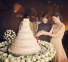 11 Amazing Celebrity Wedding Cakes—Delish.com