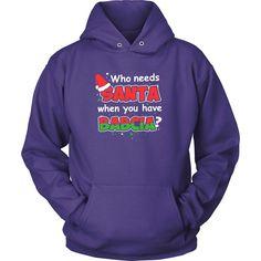 Santa Babcia Shirt