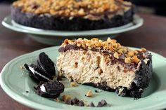 #peanutbutter #oreo #cake
