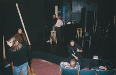 Rehearsing The Phoenix, written by Morgan Spurlock, directed by Andre Kirchner Dion