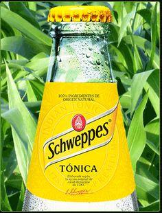 La tónica Schweppes