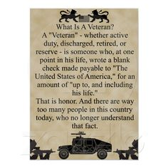 11-11-11 - Thank you for your service.