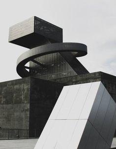 Coop Himmelb(l)au – architecture,coop himmelblau,design concept,los angeles  Pinned by www.modlar.com