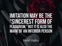 1000+ Imitation Quotes on Pinterest | Job Promotion Quotes ...