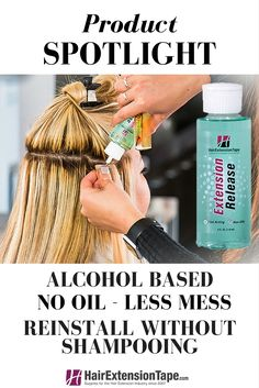 Whats the best hair extension method for me visual guide product spotlight extension release extension release is one of our most popular products used pmusecretfo Images