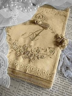beautiful vintage embroidery