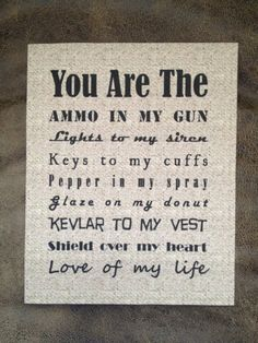 Hey, I found this really awesome Etsy listing at http://www.etsy.com/listing/157445329/you-are-the-ammo-canvas-sign-without
