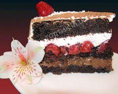 Коньячная пропитка для торта