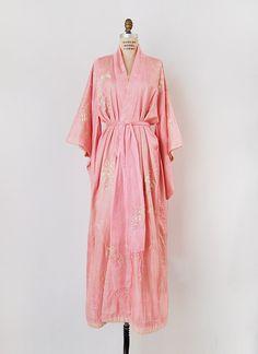 a346a25538 vintage 1920s kimono   20s embroidered kimono   embroidered silk kimono