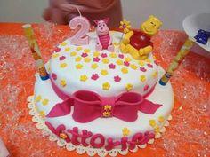 """Torta """"winnie the pooh"""""""