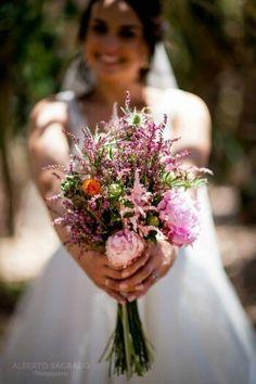 Ramo de novia: La Trastienda, floristería, Alicante