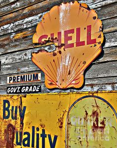 Soft Shell   Artist  Lee Craig   Medium  Photograph - Photography-photographic Art   Description  I've spent many hours and many miles on the back roads. The one thing that I can always count on is an old barn or closed down station with some wonderful old signs attached. The old wood and the signs created a contrast that I couldn't pass up in this image called Soft Shell.  #pumps #gasstation #old #66 #shell #fineartphotography #leecraig
