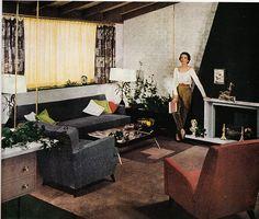 50's decor