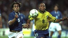08 GIUGNO 1997 | Il Pirotecnico 3-3 tra Italia e Brasile