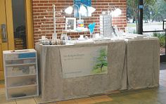Sue Runyon Designs: Craft Show Fitted Table Cover Tutorial