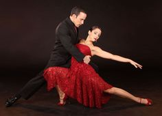 The tango is a slow, sexy dance that originated in the slums of Buenos Aires in the mid-1800s. Description from tangoinprogress155.wordpress.com. I searched for this on bing.com/images