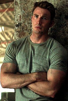 Christopher R. Evans  He's so perfect! I wish he were not so out of my league! *Swoons*