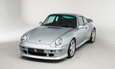 Porsche 911 Turbo 993 1996