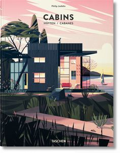 Cabins | Ever since Henry David Thoreau's described his two years, two months, and two days of cabin existence at Walden Pond, Massachusetts in Walden, or, Life in the Woods (1854), the idea of a refuge dwelling has seduced the modern psyche. | #bestdesignbooks #designbooks #bestbookstoread | See more at: www.bestdesignbooks.eu