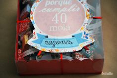 regalo40cumpleaños9 by baballa, via Flickr                                                                                                                                                                                 Más