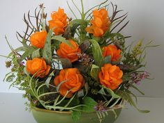 Vegetable Carving Bouquet | Flickr - Photo Sharing!