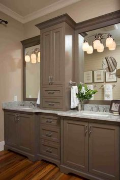 Complete Bathrooms, Large Bathrooms, Small Bathroom, Bathroom Ideas, Bathroom Cart, Bathroom Shop, Ikea Bathroom, Family Bathroom, Master Bathroom Vanity
