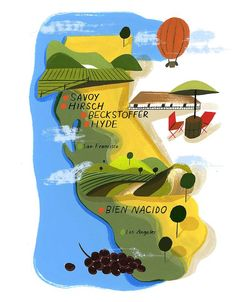 The Five California Vineyards You Need to Know