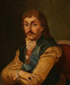 Portret nieznanego szlachcica pocz.XIXw.Vilno