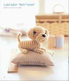 iKnitts: Patrones para Tejer a Crochet / Muñequitos Amigurmi
