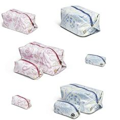 And once again - our must-haves for the spring/Summer! Super-cute paisley make-up and toilet bags from Florence design!