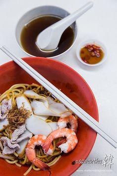 BB 289 Food House (Prawn Noodles Stall) Address: Block 289H, Bukit Batok Street 25. Singapore 657289.