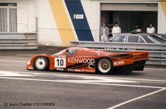 1989 LeMans N° 10 - PORSCHE 962 C  (Porsche Kremer Racing (D))