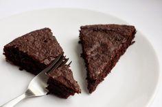 Vegan Food Porn: Brownies z červené řepy