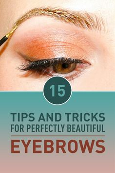 Eyebrows can change your entire look. That is right, even the most meticulous makeup won't help if your eyebrows are over-tweezed or under-tweezed. Personal Beauty Routine, Beauty Routines, How To Grow Eyebrows, How To Apply Makeup, Beauty Trends, Beauty Hacks, Beauty Tips, Moisturizer With Spf, Eye Make Up