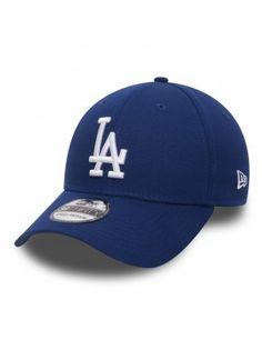 70f80c7ec4b New Era 39Thirty Curved cap (3930) LA Los Angeles Dodgers - Royal New Era