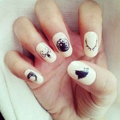 """Nail Decals 