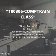 ": ""Under Pressure""; AbMat Sit-Ups; Trx, Kettlebell Cardio, Kettlebell Training, Hiit, Wod Workout, Travel Workout, Fit Board Workouts, Running Workouts, Crossfit At Home"