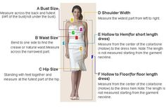 And if you're buying your dress online (or purchasing a pre-owned dress), as a modern bride is prone to do… | These Diagrams Are Everything You Need To Plan Your Wedding