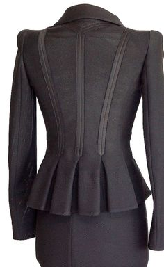 Givenchy Black Suit | VAUNTE